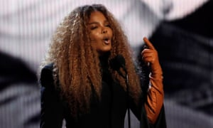 Janet Jackson: 'Rock and Roll Hall of Fame, in 2020, induct more women.'