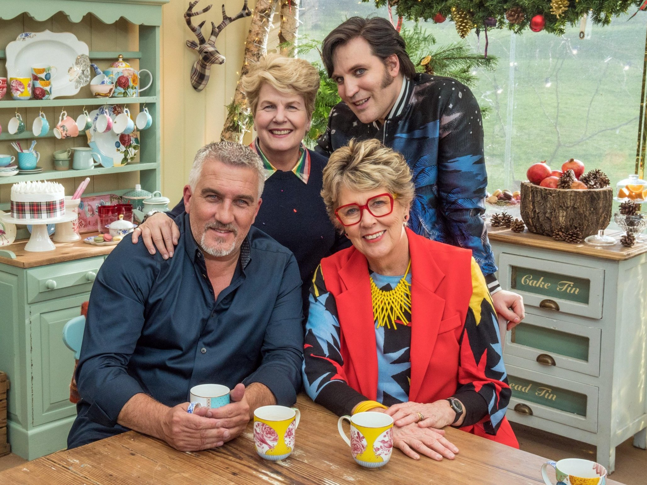 The Great Celebrity Bake Off: Viewers divided over ...
