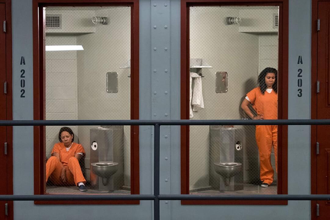 Supermax prison in season 6 of OiTNB