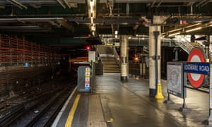 Edgware Road Station London