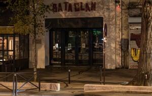 Bataclan, Paris, France