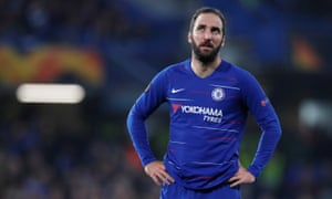 Gonzalo Higuaín has failed to impress since joining in January.