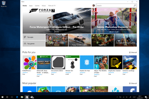 Don't mess with the Microsoft Store on Windows 10 as it's a crucial element needed by the operating system for smooth running.