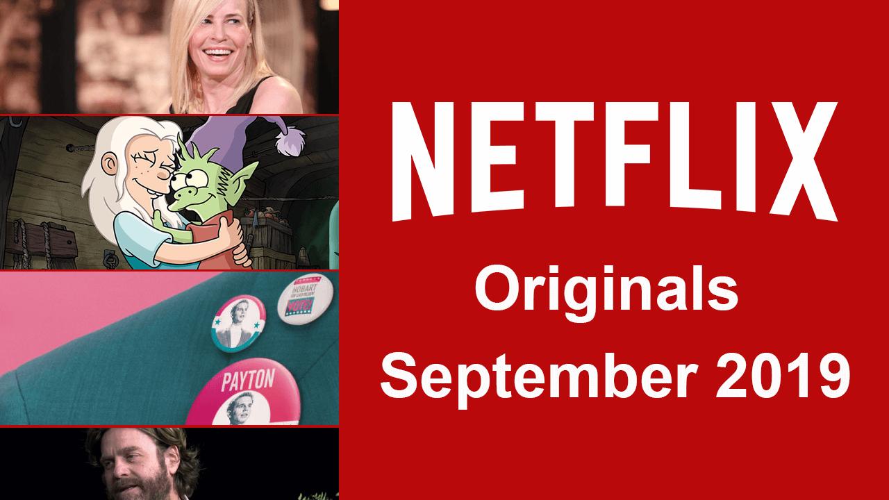 Netflix September 2019
