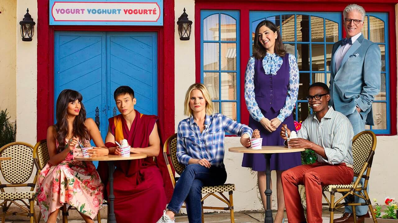 The Good Place Netflix Release Schedule