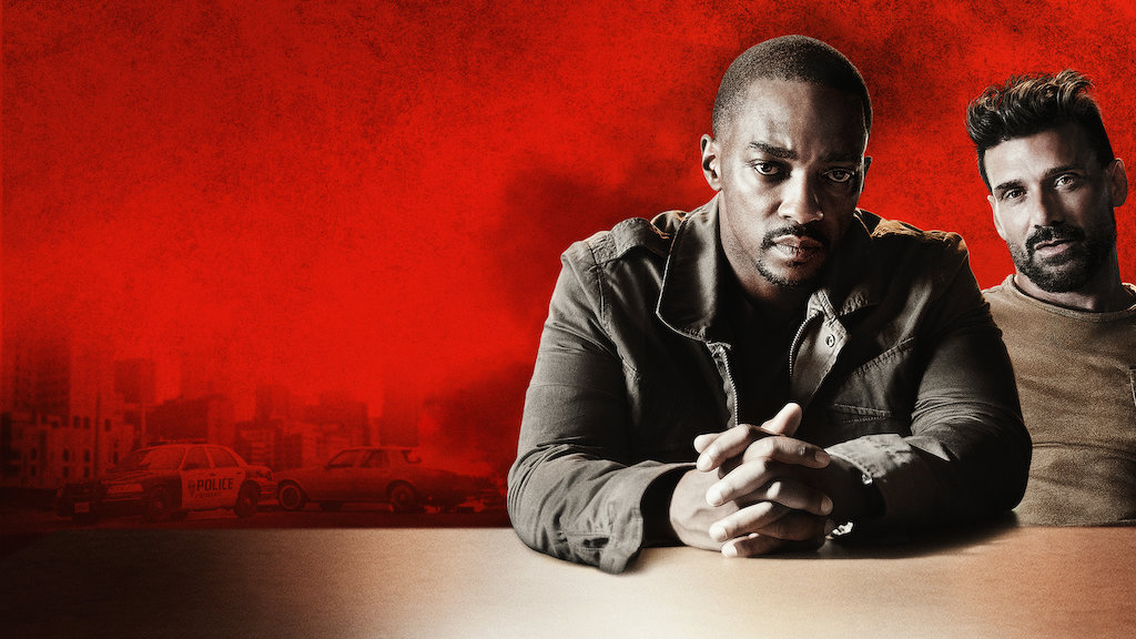 Image result for anthony mackie and parris in point blank