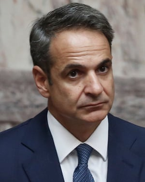 Greek prime minister Kyriakos Mitsotakis intends to enforce a smoking ban inside parliament for the first time.