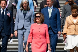 House Democrats mark the first 200 days of the 116th Congress.