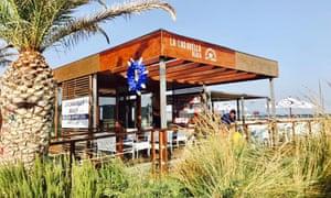La Caravella Beach, Cagliari