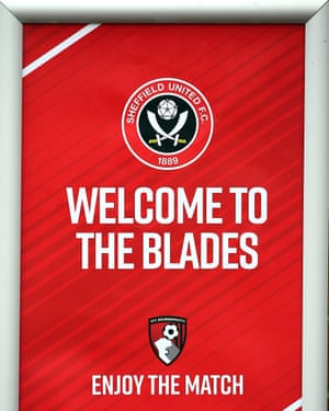 Bournemouth v Sheffield United