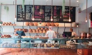 Pinkman's Bakery