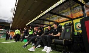 Norwich v Newcastle