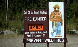 The severity of Alaska's wildfire seasons can differ year-to-year, but large fire years are increasing statewide.