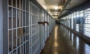 Inside Angola prison in Louisiana.