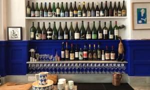 Organic and biodynamic wines at Marmo
