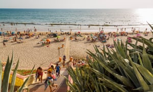 Santa Maria del Mar beach, Cádiz.