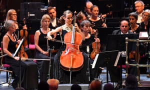 Sol Gabetta plays the Cello Concerto by Mieczys?aw Weinberg at Prom 25.