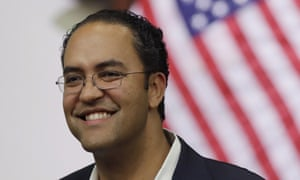 Will Hurd has said he will not seek re-election.