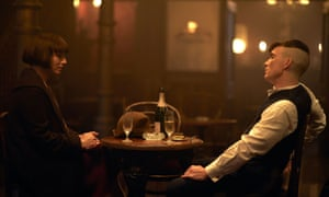 Jessie Eden (Charlie Murphy), and Tommy Shelby (Cillian Murphy).