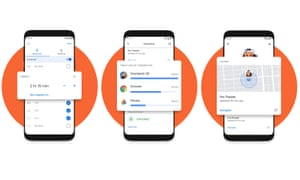 android 10 parental controls