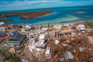 Abaco Island after Dorian