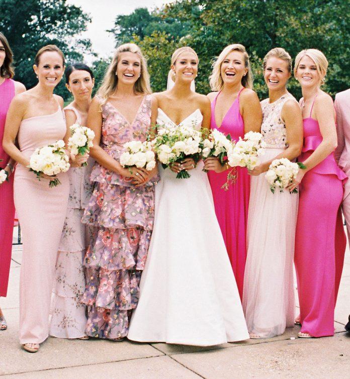 POPULAR BRIDESMAIDS DRESS COLORS