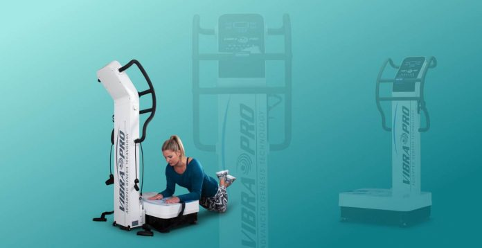 How does vibration plate work
